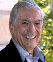 Mario Vargas Llosa. Premio Nobel de Literatura 2010.