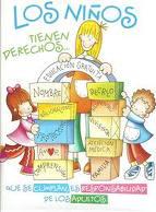 20 de noviembre. ¡Día de los derechos del niño/a!