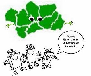 16 de diciembre. Día de la lectura en Andalucía.