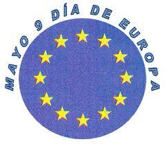 9 de mayo. Día de Europa. 'Juntos!