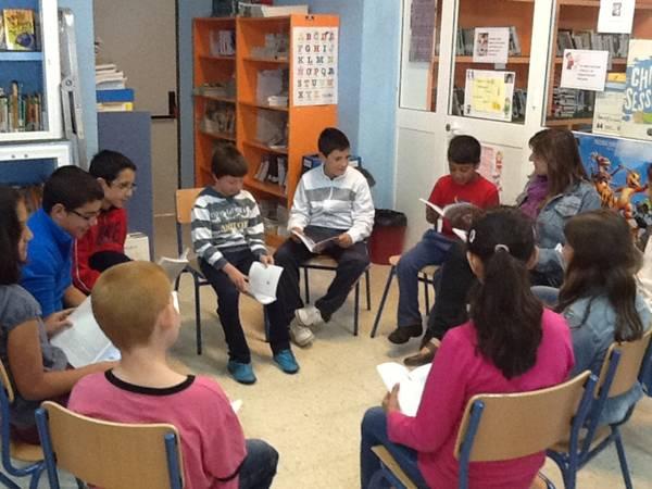 Tertulias literarias dialógicascurso 2013-2014